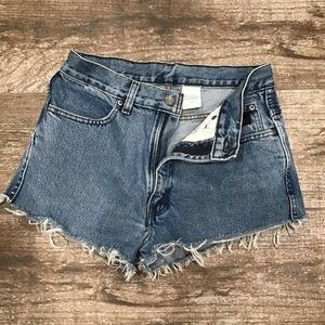 Harley Davidson | Denim Shorts Size 8